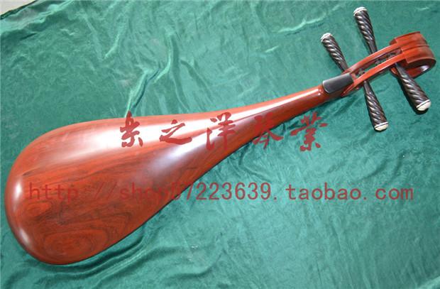 伟德国际娱乐1946黑檀轴相琵琶